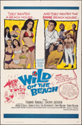 """Movie Posters:Comedy, Wild on the Beach & Other Lot (20th Century Fox, 1965). Folded, Fine/Very Fine. One Sheets (3) (27"""" X 41""""). Comedy.. ... (Total: 3 Items)"""