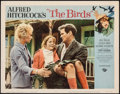 """Movie Posters:Hitchcock, The Birds (Universal, 1963). Very Fine. Lobby Card (11"""" X 14""""). Hitchcock.. ..."""