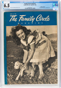 The Family Circle V28#17 Midwest Edition (Family Circle Inc., 1946) CGC FN+ 6.5 Off-white to white pages