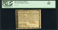 Colonial Notes:Maryland, Maryland June 28, 1780 $8 PCGS New 62.. ...