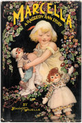 Books:General, Marcella: A Raggedy Ann Story Hardcover First Edition (M. A. Donohue & Co., 1929)....