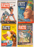 Magazines:Miscellaneous, Fate Box Lot (Clark Publishing, 1951-59) Condition: Average FN/VF....