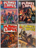 Magazines:Science-Fiction, Planet of the Apes Group of 19 (Marvel, 1974-77) Condition: Average FN/VF.... (Total: 19 Comic Books)