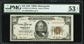 Small Size:Federal Reserve Bank Notes, Fr. 1880-I $50 1929 Federal Reserve Bank Note. PMG About Uncirculated 53 EPQ.. ...
