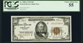 Small Size:Federal Reserve Bank Notes, Fr. 1880-J $50 1929 Federal Reserve Bank Note. PCGS Choice About New 55.. ...