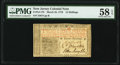 Colonial Notes:New Jersey, New Jersey March 25, 1776 12s PMG Choice About Unc 58 EPQ.. ...