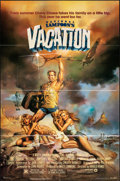 """Movie Posters:Comedy, National Lampoon's Vacation (Warner Bros., 1983). Folded, Very Fine-. One Sheet (27"""" X 41""""). Boris Vallejo Artwork. Comedy...."""