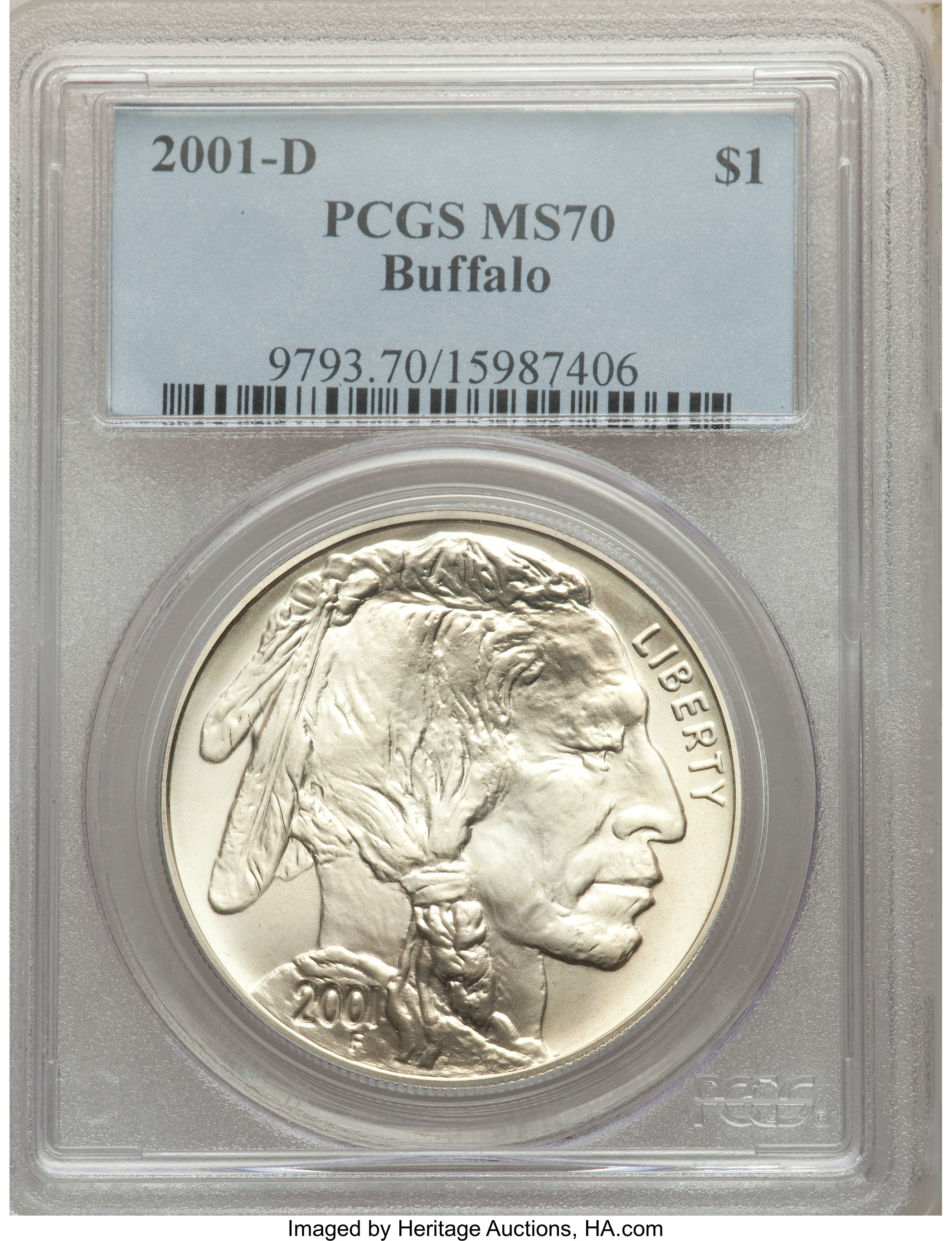 2017 P Boys Town Centennial Silver Dollar NGC MS70 New Lower Price