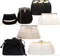 Luxury Accessories:Bags, Judith Leiber Set of Seven: Clutches and Mini Backpack. Condition: 4. See Extended Condition Report for Sizes.... ... (Total: 7 )