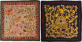 Luxury Accessories:Accessories, Hermès Set of Two: Cashmere and Silk Scarves. Condition: 1. 140cm . ... (Total: 2 Items)