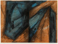 Prints & Multiples, Laddie John Dill (b. 1943). Untitled, 1977. Lithograph in colors on paper. 28 x 38 inches (71.1 x 96.5 cm) (sight). Ed. ...