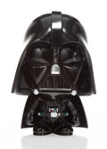 Collectible, BAPE X Lucas Films. Darth Vader, 2013. Painted cast vinyl. 7-1/4 x 6 x 5 inches (18.4 x 15.2 x 12.7 cm). Stamped to the ...