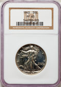 1940 Five-Piece Proof Set PR65 NGC. This set will include the following: Cent PR65 Red; Nickel; Dime; Quarter; and a H...