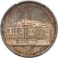 German States:Bremen, German States: Bremen. Free City Taler 1864-B MS64 PCGS,...