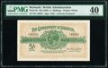 Bermuda Bermuda Government 5 Shillings ND (1935) Pick 3b PMG Extremely Fine 40