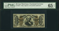 Fractional Currency:Third Issue, Fr. 1335 50¢ Third Issue Spinner PMG Gem Uncirculated 65 EPQ.. ...