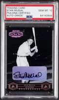 Autographs:Sports Cards, Signed 2004 Playoff Honors Stan Musial #183 PSA/DNA Gem Mint 10 - #'d 21/25. ...