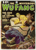 Pulps:Horror, Wu Fang - September 1935 (Popular) Condition: VG-....