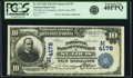 Saint Louis, MO - $10 1902 Date Back Fr. 619 The National Bank of Commerce Ch. # (M)4178 PCGS Extremely Fine 40PPQ