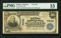 Dothan, AL - $10 1902 Plain Back Fr. 625 The Houston National Bank Ch. # 7932 PMG Choice Fine 15