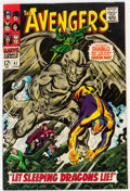Silver Age (1956-1969):Superhero, The Avengers #41 (Marvel, 1967) Condition: NM-....