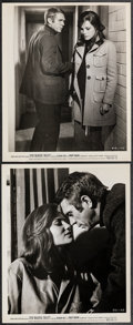 "Movie Posters:Crime, Bullitt (Warner Bros., 1968). Fine/Very Fine. Photos (2) (8"" X 10""). Crime.. ... (Total: 2 Items)"