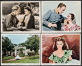 """Movie Posters:Academy Award Winners, Gone with the Wind (MGM, R-1954/R-1961). Fine/Very Fine. Color Photos (3) & Photos (12) (Approx. 8"""" X 10""""). Academy Award Wi... (Total: 15 Items)"""