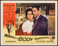 "Movie Posters:Science Fiction, Invasion of the Body Snatchers (Allied Artists, 1956). Very Fine-. Lobby Card (11"" X 14""). Science Fiction.. ..."