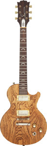 Musical Instruments:Electric Guitars, 2014 Scala Underdog Natural Solid Body Electric Guitar, Serial #14 104.. ...