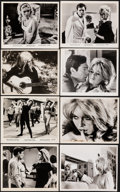 """Movie Posters:Foreign, A Very Private Affair (MGM, 1962). Fine/Very Fine. Photos (15) (8"""" X 10""""). Foreign.. ... (Total: 15 Items)"""
