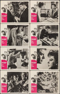 "Movie Posters:Drama, A Child is Waiting (United Artists, 1963). Very Fine. Lobby Card Set of 8 (11"" X 14"") Howard Terpning Border Artwork. Drama.... (Total: 8 Items)"