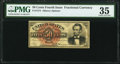 Fr. 1374 50¢ Fourth Issue Lincoln PMG Choice Very Fine 35