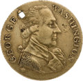 """Political:Tokens & Medals, George Washington: Early State Large Size """"Success Token""""...."""