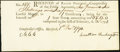 Colonial Notes:Connecticut, Connecticut December 1, 1790 £6.6s.6d Choice New.. ...