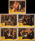 """Movie Posters:Musical, Strike Up the Band (MGM, 1940). Fine+. Lobby Cards (5) (11"""" X 14""""). Musical.. ... (Total: 5 Items)"""