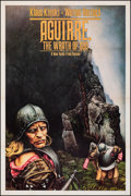 """Movie Posters:Foreign, Aguirre, the Wrath of God (New Yorker Films, 1977). Very Fine on Linen. One Sheet (27"""" X 41""""). Micheal Deas Artwork. Foreign..."""