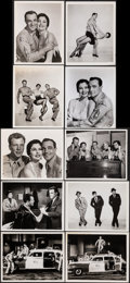 """Movie Posters:Musical, It's Always Fair Weather (MGM, 1955). Fine+. Photos (10) (8"""" X 10""""). Musical.. ... (Total: 10 Items)"""