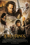 """Movie Posters:Fantasy, The Lord of the Rings: The Return of the King (New Line, 2003). Rolled, Very Fine/Near Mint. One Sheet (27"""" X 40""""). Fantasy...."""