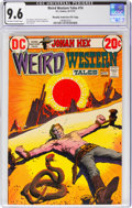 Bronze Age (1970-1979):Western, Weird Western Tales #14 Murphy Anderson File Copy (DC, 1972) CGC NM+ 9.6 Off-white to white pages....