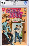 Bronze Age (1970-1979):Romance, Girls' Love Stories #157 Murphy Anderson File Copy (DC, 1971) CGC NM 9.4 Off-white to white pages....