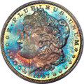 1887 $1 MS65 Prooflike PCGS. PCGS Population: (312/89). NGC Census: (336/63). CDN: $231 Whsle. Bid for problem-free NGC/...