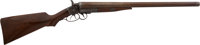 Wyatt Earp: An Amazingly Documented 10-Guage Shotgun Used by Him to Kill Curly Bill Brocius