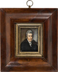 Antiques:Decorative Americana, Andrew Jackson: An Important Original Oil Portrait by Ralph E. W. Earl. ...