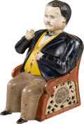 Political:3D & Other Display (pre-1896), Tammany Mechanical Bank. ...
