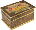 Political:3D & Other Display (pre-1896), John Quincy Adams: Campaign Make-Up Kit....