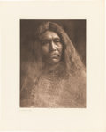 Photography:Studio Portraits, Edward S. Curtis: Male Portraits.... (Total: 7 Items)