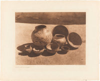 Edward S. Curtis: Crafts Photogravures.... (Total: 4 Items)