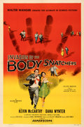 Movie Posters:Science Fiction, Invasion of the Body Snatchers (Allied Artists, 1956). Ver...