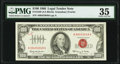 Small Size:Legal Tender Notes, Fr. 1550 $100 1966 Legal Tender Note. PMG Choice Very Fine 35.. ...