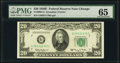 Small Size:Federal Reserve Notes, Fr. 2064-G $20 1950E Federal Reserve Note. PMG Gem Uncirculated 65.. ...